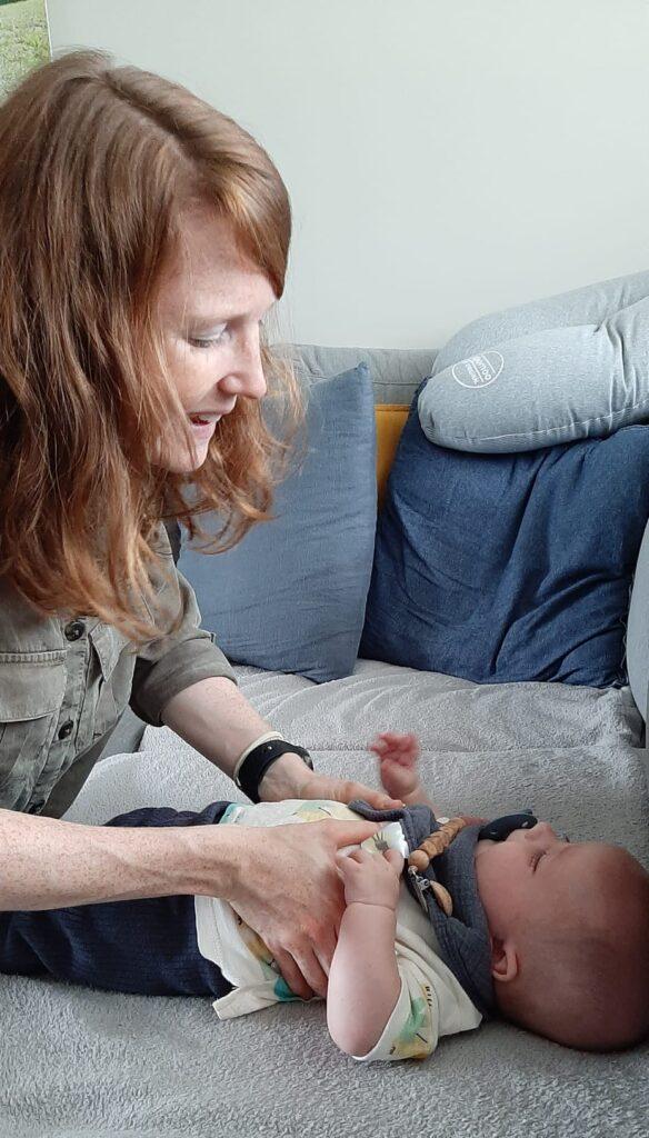 Autogene drainage bij kinderen